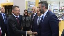 DıŞ EKONOMIK İLIŞKILER KURULU - Cumhurbaşkanı Yardımcısı Oktay, Malta Cumhurbaşkanı Preca İle Görüştü
