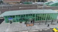 TÜRKİYE CUMHURİYETİ - Eskişehir Tren Garı'na İkinci Kapı