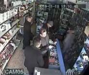 Hırsız Dede Güvenlik Kamerasına Yakalandı