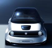 FRANKFURT - Honda, Yeni Elektrikli Aracının Prototip Versiyonunu Tanıtacak