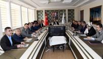 BELEDİYE BAŞKAN YARDIMCISI - İl İstihdam Toplantısı Vali Aykut Pekmez Başkanlığında Yapıldı