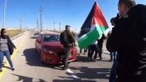 SES BOMBASI - İsrail Güçlerinden 'Irkçı Yol' Protestosuna Müdahale