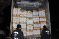 İSTANBUL EMNİYET MÜDÜRLÜĞÜ - İstanbul'da 77 Bin 236 Şişe Kaçak Parfüm Ele Geçirildi