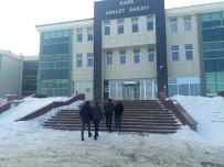 HIRSIZLIK BÜRO AMİRLİĞİ - Kars'ta Ayakkabı Hırsızları Yakalandı