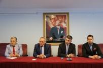TÜRKIYE OTELCILER FEDERASYONU - Kaş EMITT 2019'Da Tanıtılacak