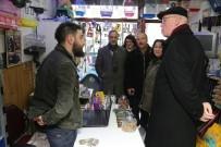 KAZıM KURT - Kazım Kurt Arifiye Esnafını Ziyaret Etti