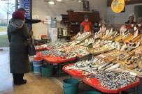KALAMAR - Kocaeli'de Balık Fiyatları Cep Yakıyor