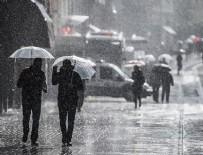KARBONMONOKSİT ZEHİRLENMESİ - Kuvvetli fırtına ve yağış uyarısı