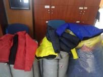 HÜSEYIN GÜLER - Manisa'da Taraflar '100 Öğrenciye Mont Yardımı' Karşılığında Uzlaştı