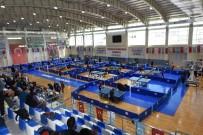 MASA TENİSİ - Masa Tenisi Dostluk Ligi Şahinbey'de Yapıldı