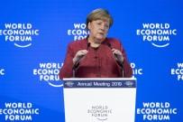 KÜRESELLEŞME - Merkel'den Öz Eleştiri Açıklaması 'AB Birçok Konuda Fikir Birliğine Sahip Değil'