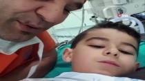 FITIK AMELİYATI - Önce Şarkı Söylediler, Sonra Ameliyata Girdiler