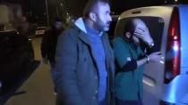 HIRSIZLIK BÜRO AMİRLİĞİ - Polis Baskınında Çekyatın İçine Saklanmışlar