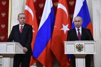 AKKUYU NÜKLEER SANTRALİ - Putin'den Akkuyu Ve Türk Akımı Açıklaması