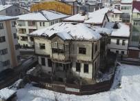 KÜLTÜR BAKANLıĞı - Sivas'ta Tarihi Konak Tehlike Saçıyor