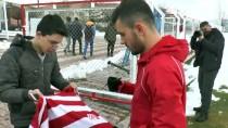 MİLLİ FUTBOLCU - Sivasspor'da Trabzonspor Maçı Hazırlıkları