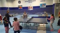 MASA TENİSİ - 'Soğuk Zamanlarda Sıcak Salonlarımızda Spora' Projesi Başladı