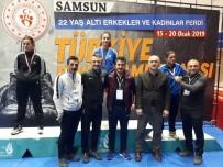 Trabzon TOHM'dan Madalya Ambargosu