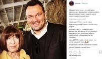 YONCA EVCİMİK - Usta Oyuncu Ayşen Gruda'nın Vefatı Ünlüleri Yasa Boğdu
