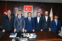TAMER DAĞLı - Adana'da AK Parti Belediye Başkan Adayları Tanıtıldı