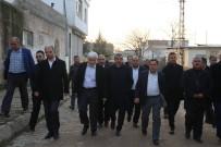 AHMET SALIH DAL - AK Partililer Elbeyli'ye Çıkarma Yaptı