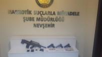 Avanos'ta Uyuşturucu Operasyonu Açıklaması 5 Kişi Tutuklandı