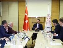 KÜRESELLEŞME - Bakan Albayrak: 'Güçlü bir şekilde yeni bir döneme gireceğiz'