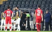 MEHMET CEM HANOĞLU - Fenerbahçe, Ziraat Türkiye Kupası'ndan Elendi