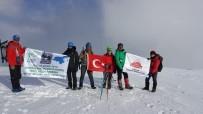 FERİT MELEN - Ferit Melen Anısına Süphan Dağı'na Tırmanış