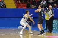 AYŞEGÜL GÜNAY - FIBA Kadınlar Avrupa Ligi Açıklaması Hatay Büyükşehir Belediyespor Açıklaması 74 - Caroline Basket Açıklaması 66