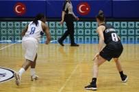 AYŞEGÜL GÜNAY - Hatay BB Açıklaması 74 - Caroline Basket Açıklaması 66