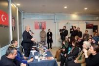 ALBATROS - İBB Başkanı Mevlüt Uysal'dan Albatros Yeşil Alanları Hakkında Açıklama