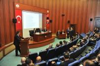 FARUK COŞKUN - İl Koordinasyon Kurulu, Yılın İlk Toplantısı Vali Coşkun Başkanlığında Yaptı