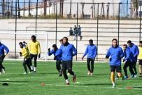 DEĞIRMENDERE - Lider Aliağaspor FK, Bornova Yeşilova Maçına Bileniyor