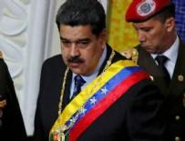 SAVAŞÇı - Maduro'dan Venezuelalılara seferberlik çağrısı