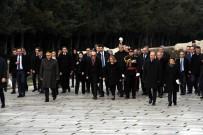 ANıTKABIR - Malta Cumhurbaşkanı Preca Anıtkabir'de