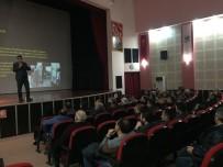 MUSTAFA ÇETIN - Manisa'da Toplu Taşıma Şoförlerine 'Davranış Ve İletişim' Eğitimi