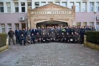 ÇAM SAKıZı - Mardin'de Polislerin Geleneksel Altın Günü