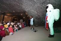 Mars Robotu Çankırı Tuz Mağarası'na İndi