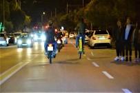 HÜSEYIN YıLMAZ - Motosikletli Grup Ölüme Davetiye Çıkardı