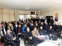 FAIK OKTAY SÖZER - Servisçilere Ara Dönemde Trafik Semineri