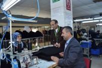 YıLBAŞı - Tekstil Fabrikası İşçileri Tekrar İşbaşı Yapıyor