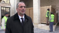 AFRİN - Terör Saldırısında Zarar Gören Tarihi Cami Onarıldı