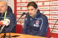 GİRAY BULAK - Trabzonspor'da Çeyrek Final Sevinci