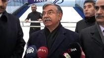 MİLLİ SAVUNMA KOMİSYONU - Türkiye'nin 3. Kayak Simülasyon Merkezi Açılışa Hazırlanıyor