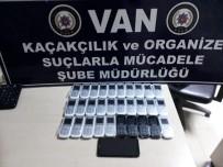 SEYRANTEPE - Van'da Cep Telefonu Kaçakçılığı
