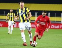 MEHMET CEM HANOĞLU - Ziraat Türkiye Kupası Açıklaması Fenerbahçe Açıklaması 0 - Ümraniyespor Açıklaması 0 (İlk Yarı)