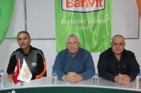 BASKETBOL KULÜBÜ - Aydın Örs'ten Banvitspor Kulübü'ne Ziyaret