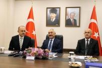 Bakan Yardımcısı Ersoy Açıklaması 'Ülke Genelinde 700 Terörist Kaldı'