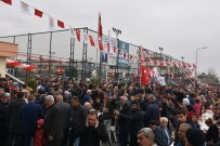 SPOR MERKEZİ - Barbaros Mahallesi Halı Sahası Ve Spor Kompleksi Hizmete Açıldı